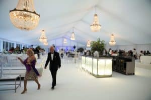 inspiration for designing a wedding with chandeliers for hire